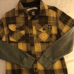 Timberland bottom up shirt